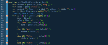 Sleepless coding nights...